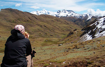 lares trek to machu picchu 4 days and 3 nights