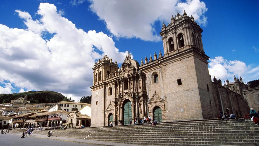 main catedral cusco