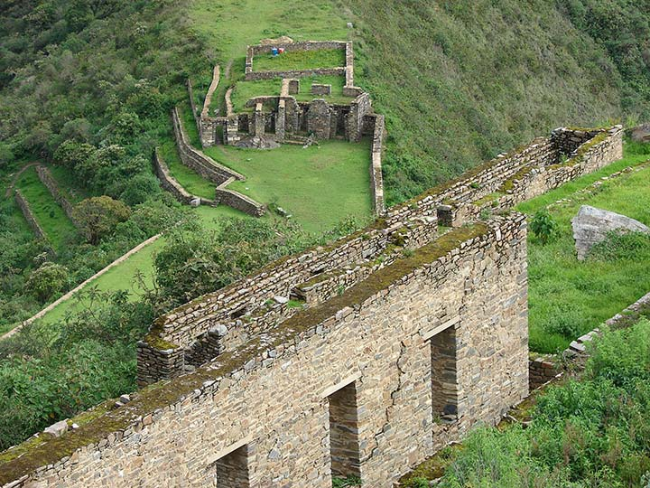 choquequirao tour