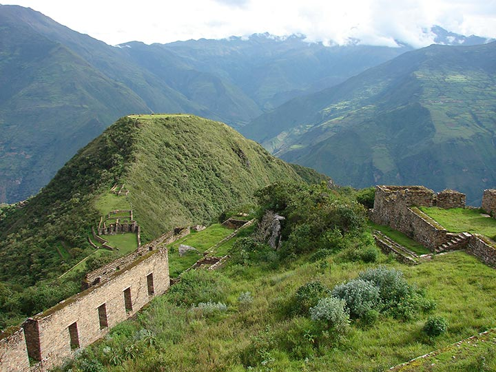 choquequirao archaeological site