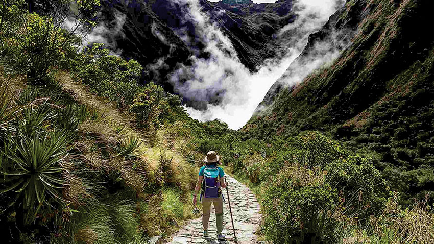 inca trail Classic 4 days