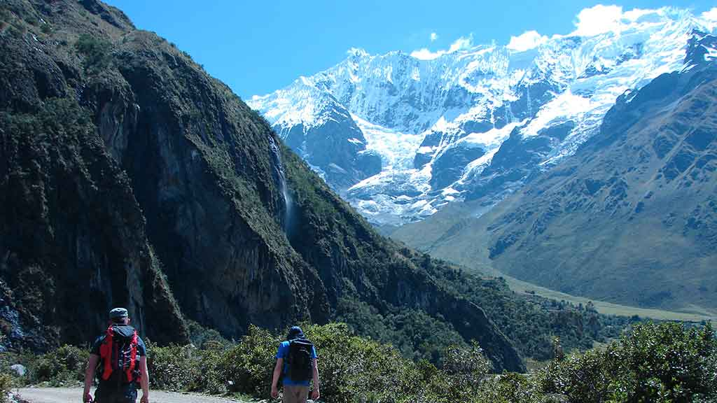 salkantay trek and inca trail