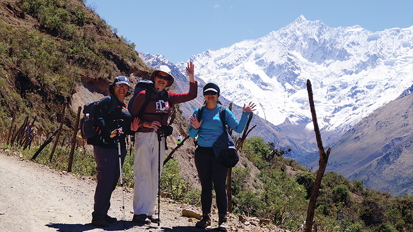 Salkantay trek 4 days and 3 nights from Cusco to Machu Picchu