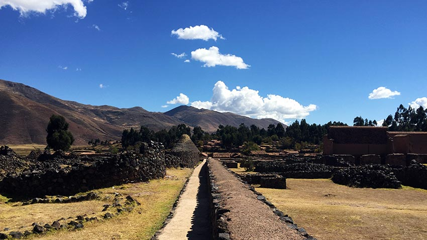 southern valley cusco tour